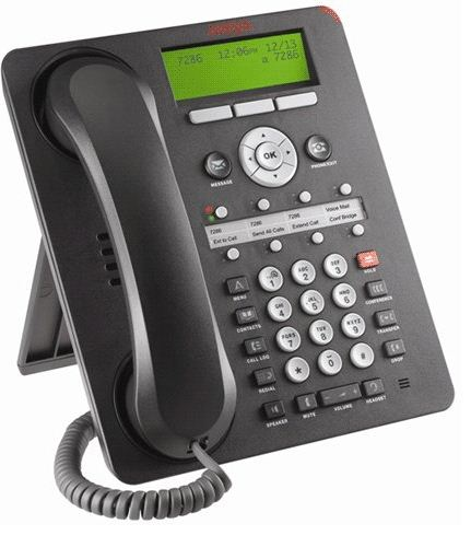 Avaya 1408 Handset Training