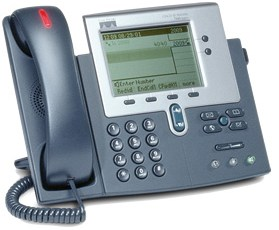 Cisco 7940G Handset Training
